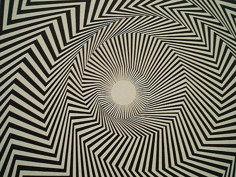 视觉错觉图